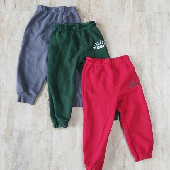 5T Garanimals Boy/'s Mesh Pants Black NWT SZ 3T Grey Sweatpants! Blue 4T Red